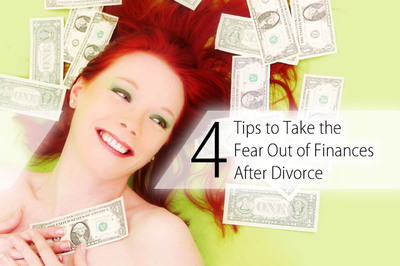 Break-ups and financial issues go hand in hand. ARAG, a global provider of legal solutions, offers four ways to help your divorcing friend find financial empowerment and the happiness that comes with it.  (PRNewsFoto/ARAG)