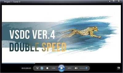 VSDC Free Video Editor Ver. 4.0.1 (PRNewsFoto/Flash-Integro)