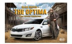 NBA All-Star Blake Griffin is back in a starring role in a series of new television commercials for Kia's Optima midsize sedan