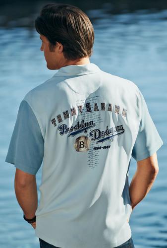 Tommy Bahama Announces 2011 'Collector's Edition' Major League Baseball Team Shirts