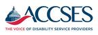 ACCSES logo.  (PRNewsFoto/ACCSES)