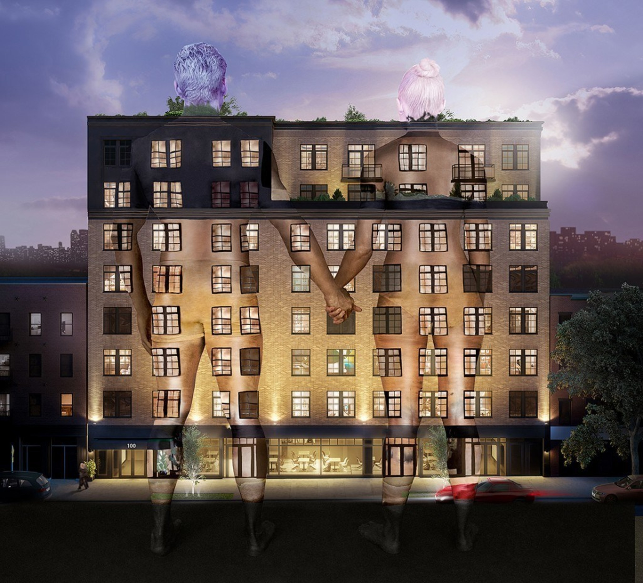 Ryan Serhant Begins Exclusive Sales for East Village Luxury Condominium, 100 Avenue A on March 2. The Serhant Team of Nest Seekers International Have Set Price Per Square Foot Record in Manhattan's East Village With Sale of 7C. www.ryanserhant.com