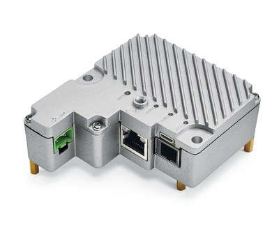 The 2101P GPON Optical Network Terminal (ONT) from Zhone Technologies is a single-port ONT with Power Over Ethernet (PoE) designed for industrial and enterprise applications. The new compact ONT fits inside a four-inch electrical box and has a rugged, aluminum casing to withstand high temperatures.