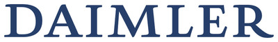 Daimler Logo. (PRNewsFoto/Daimler AG)