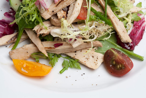 Beyond Meat offers chicken-free strips with all the nutrition of meat. (PRNewsFoto/Beyond Meat) ...