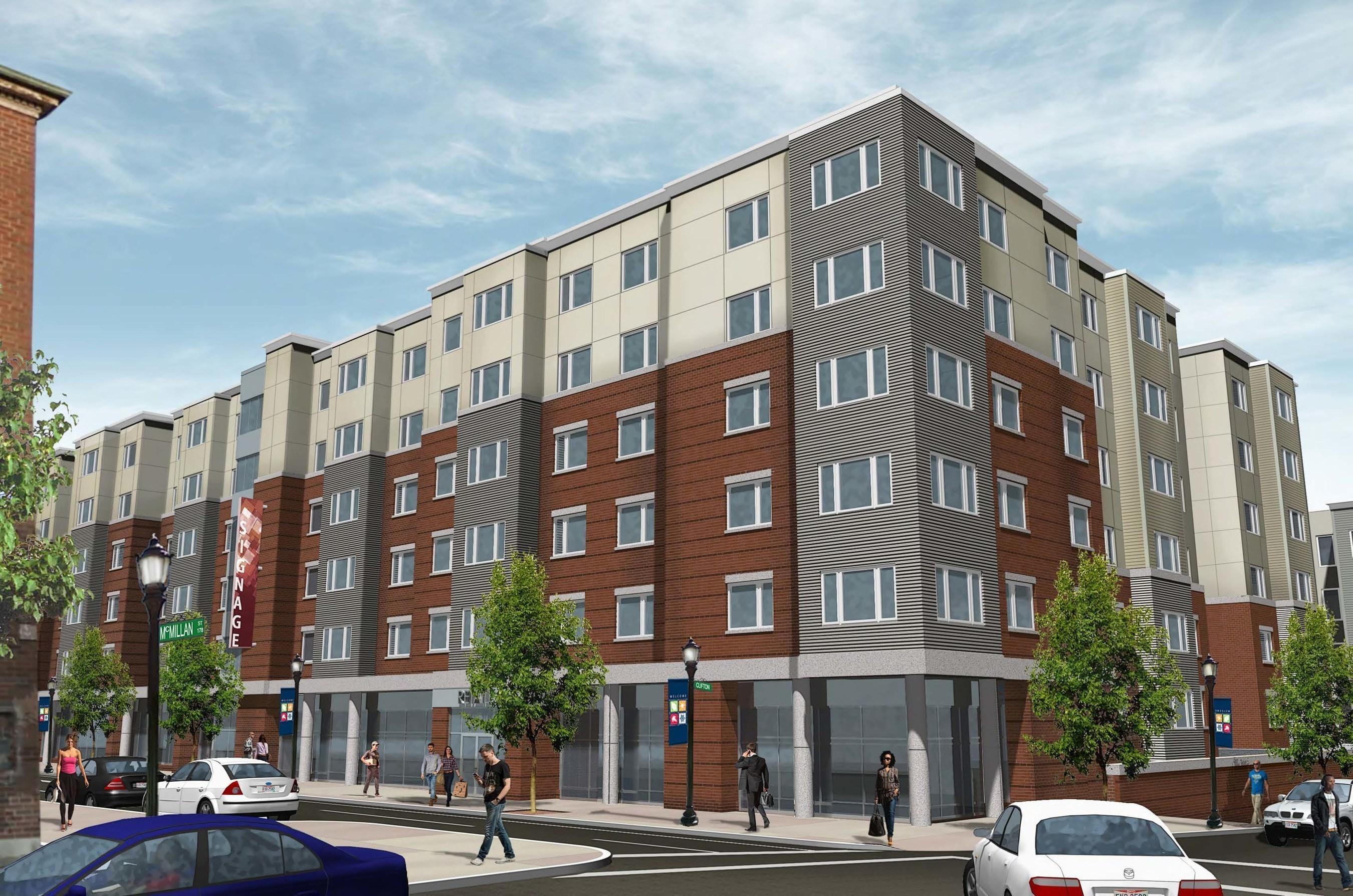 Gilbane Development Company breaks ground on brand new student housing for University of Cincinnati students
