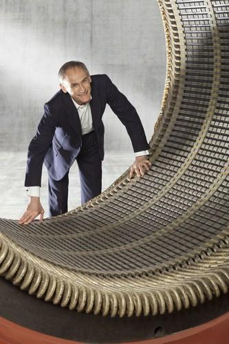 Giovanni Barra, CEO of Nidec ASI (PRNewsFoto/Nidec ASI)