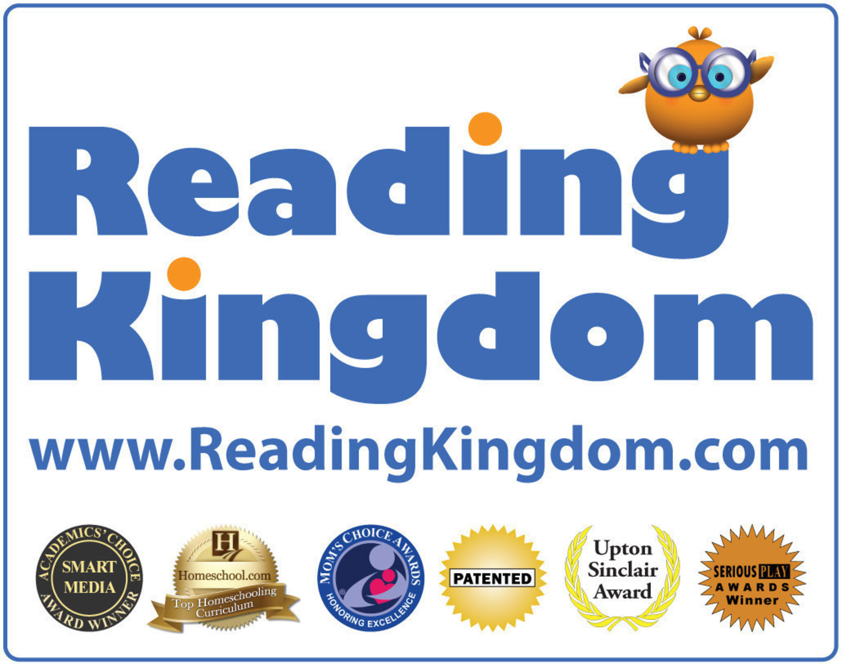 Reading Kingdom Online Reading Program Wins Academics' Choice Smart Media Award for Mind-Building Excellence
