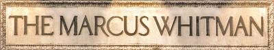 The Marcus Whitman Hotel Logo.