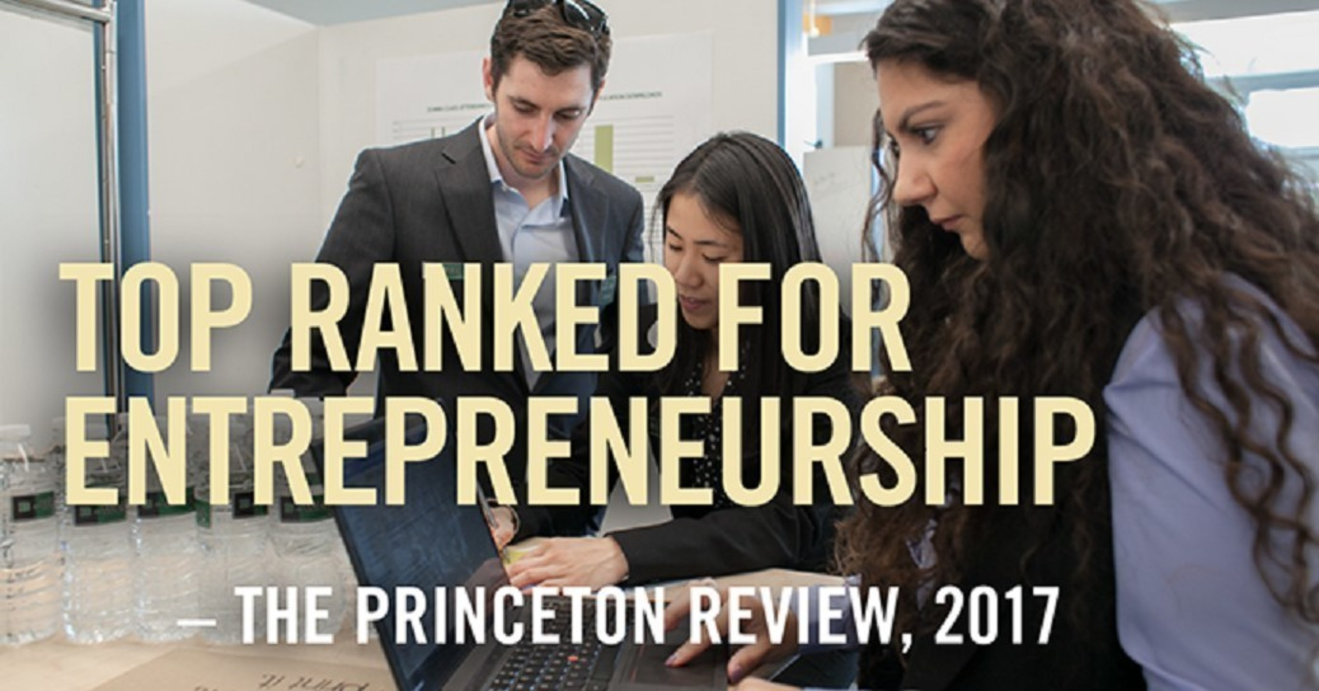 The Princeton Review and Entre¬preneur magazine have again named Babson College the No. 1 undergraduate school and the No. 2 graduate school for entrepreneurship education nationwide.