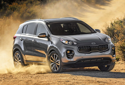 Kia Motors ranked number one in the auto industry for Initial Quality by J.D. Power