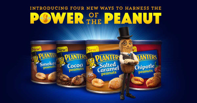 Introducing four new ways to Harness the Power of the Peanut