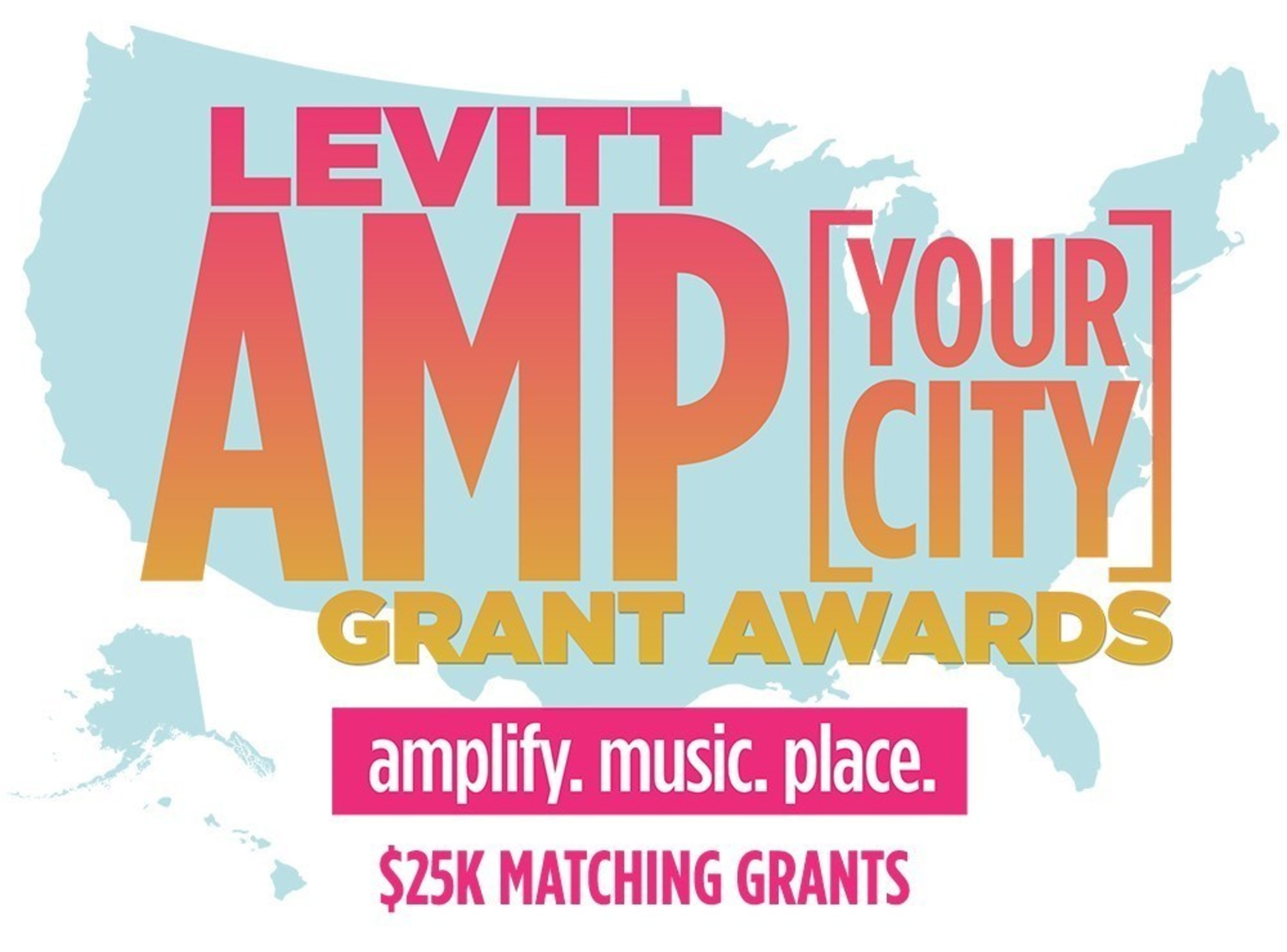 Bring free outdoor concerts to your small to mid-sized town or city! Applications are now open to win a $25K matching grant through the Levitt AMP [Your City] Grant Awards.