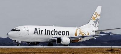 Air Incheon - Spectre Air Capital 737-800 Freighter Lease Deal