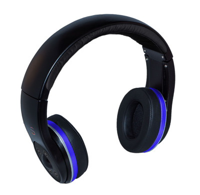 STREAMZ - WORLDS FIRST ANDROID 36GB WIFI STREAMING SMART HEADPHONES.  (PRNewsFoto/STREAMZ)