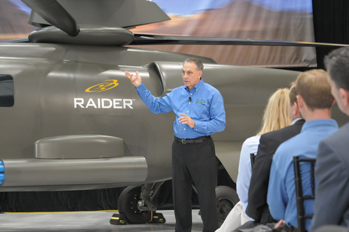 Sikorsky Commits to Build X2 Technology(TM) Prototypes to Advance Military Rotary Wing Operations