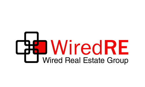 WiredRE Logo.  (PRNewsFoto/Wired Real Estate Group Inc.)