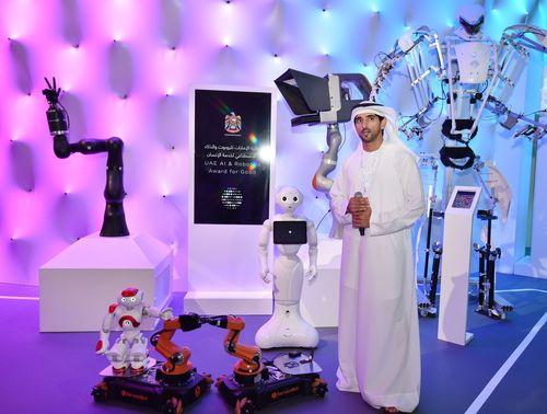 HH Sheikh Hamdan bin Mohammed bin Rashid Al Maktoum, Crown Prince of Dubai (PRNewsFoto/The Government Summit)