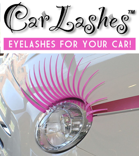 CarLashes™ Launches 'Wink Pink' In Honor of National Breast Cancer Awareness Month