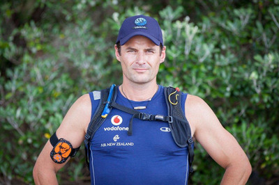 USANA True Health Foundation Sponsors 777 Project - Mike Allsop To Run 7 Marathons In 7 Days On 7 Continents.  (PRNewsFoto/USANA True Health Foundation)