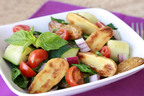 Potato'zanella Salad from Hungry Girl and the US Potato Board.  (PRNewsFoto/United States Potato Board)