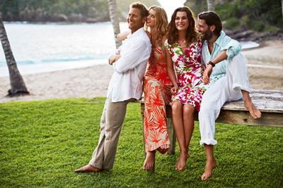 Island-inspired lifestyle brand Tommy Bahama.  (PRNewsFoto/Tommy Bahama)