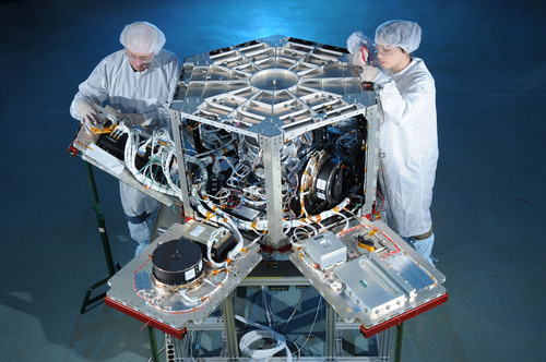 ATK studied the capability of its A200 small satellite bus used in ORS-1 as a part of the study. (PRNewsFoto/ATK) (PRNewsFoto/ATK)