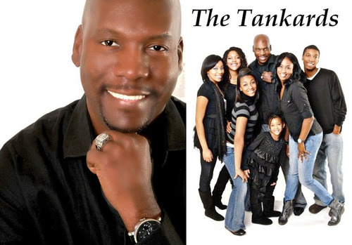 "Ben Tankard / FULL TANK Gospel/Jazz CD nominated for 3 Dove Awards and "" The Tankards "" head to the ..."