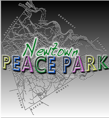 Newtown Peace Park Layout.  (PRNewsFoto/Julie Lyonn Lieberman)