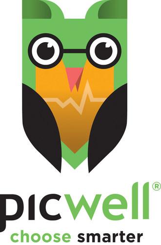 Picwell Logo. (PRNewsFoto/Picwell) (PRNewsFoto/Picwell)