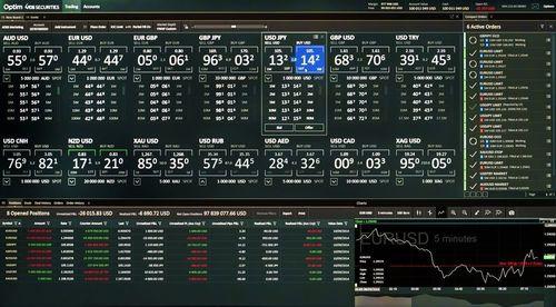 ADS Securities OREX Optim GUI (PRNewsFoto/ADS Securities)