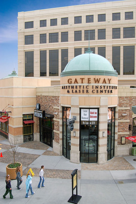 The Gateway Aesthetic Institute & Laser Center.  (PRNewsFoto/Gateway Aesthetic Institute & Laser Center)