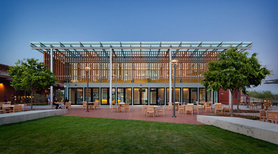 Foothill College Physical Sciences and Engineering Center