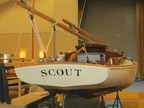 Enjoy the Art of Boatbuilding and amazing craftsmen Feb 6 to 8 at the Boatbuilders Show at the Conference Center in Hyannis on Cape Cod