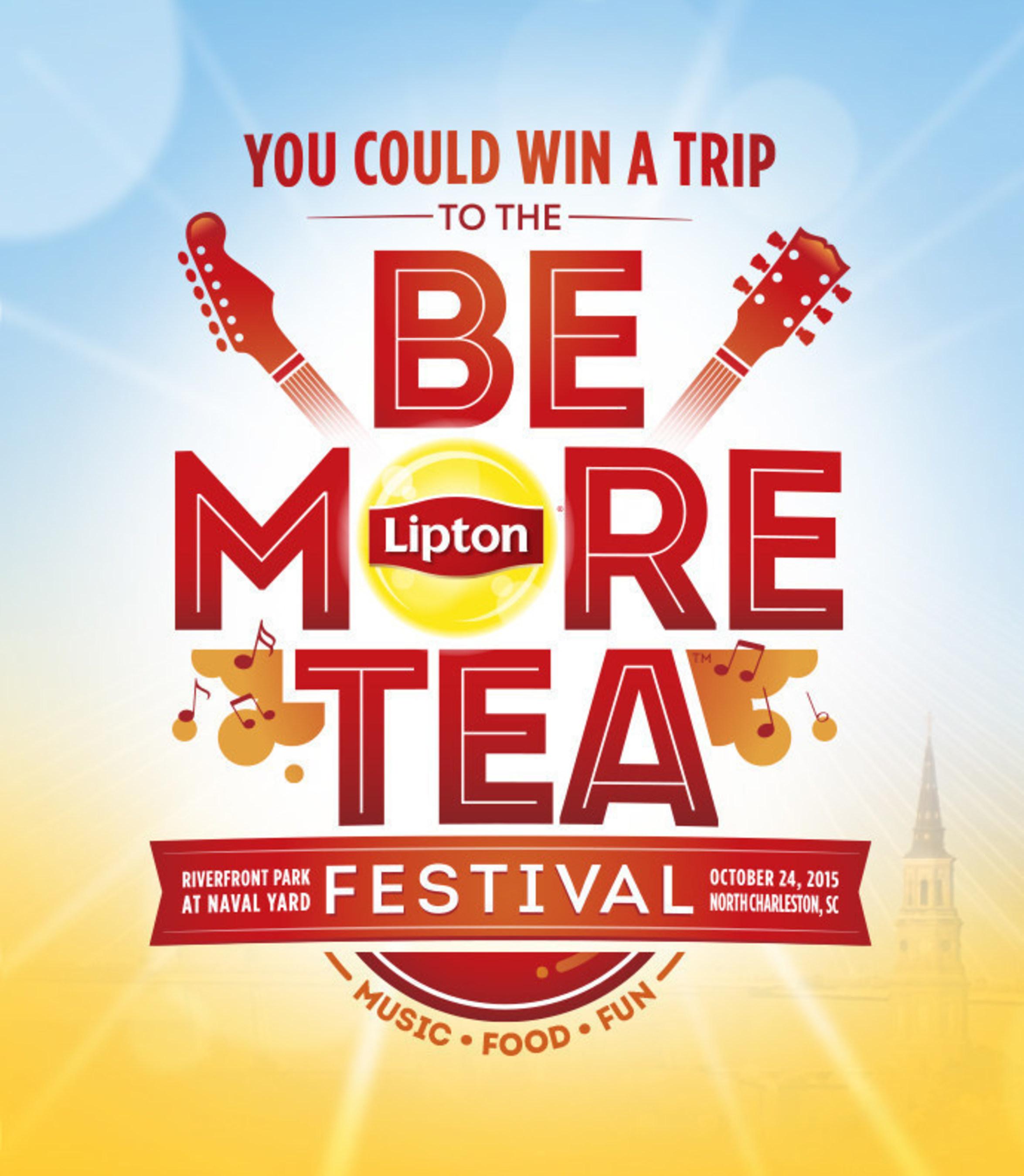 Be More Tea Festival