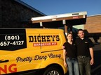 Daniel and Stephanie Barton Open New Dickey's Barbecue Pit in Park City, UT