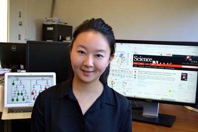 Dr. Rizi Ai of Wei Wang's Lab