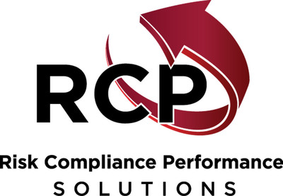 RCP Risk Compliance Performance Solutions Logo.  (PRNewsFoto/RCP Solutions)