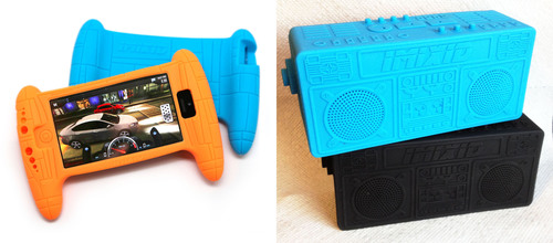 Scratch Tracks™ Changes the Game with IMIXID® G-RIPPER™ iPhone Cases and BLOOMBOX™ Speakers!