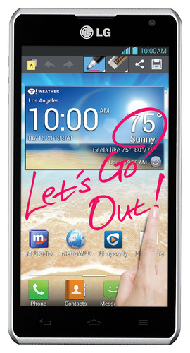 MetroPCS Goes Big Display, Big Value with New LG Spirit(TM) 4G Smartphone. Consumers can pair 4.5-inch ...