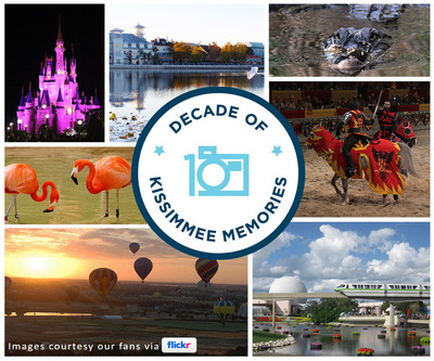 Family Vacation Destination Shares Chance To Win A Decade Of Kissimmee Memories