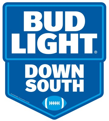 Throughout the fall, the Bud Light Down South Tailgate Tour will make stops at 11 of the most exciting games taking place across the southeast to provide this unique breed of fan with the ultimate game day experience that embraces four passion points of tailgating: ice-cold Bud Light, fun games, team spirit and great food.