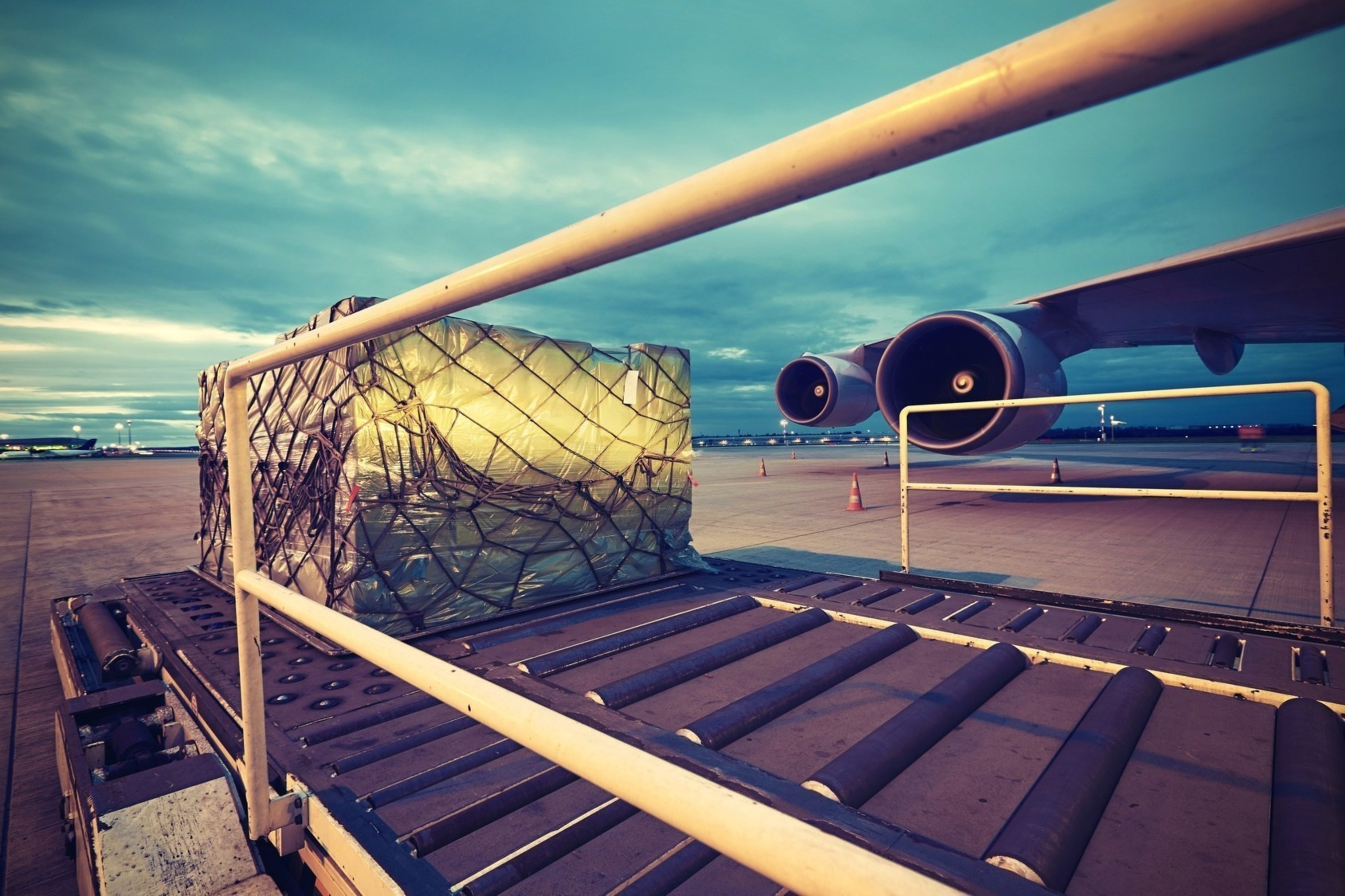 Dean Smith and Active Air Freight on Finding Lower Costs for Shipping