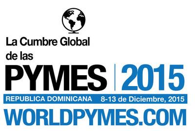 La Cumbre Global de las PYMES 2015 logo