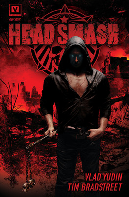HEAD SMASH cover art by Tim Bradstreet.