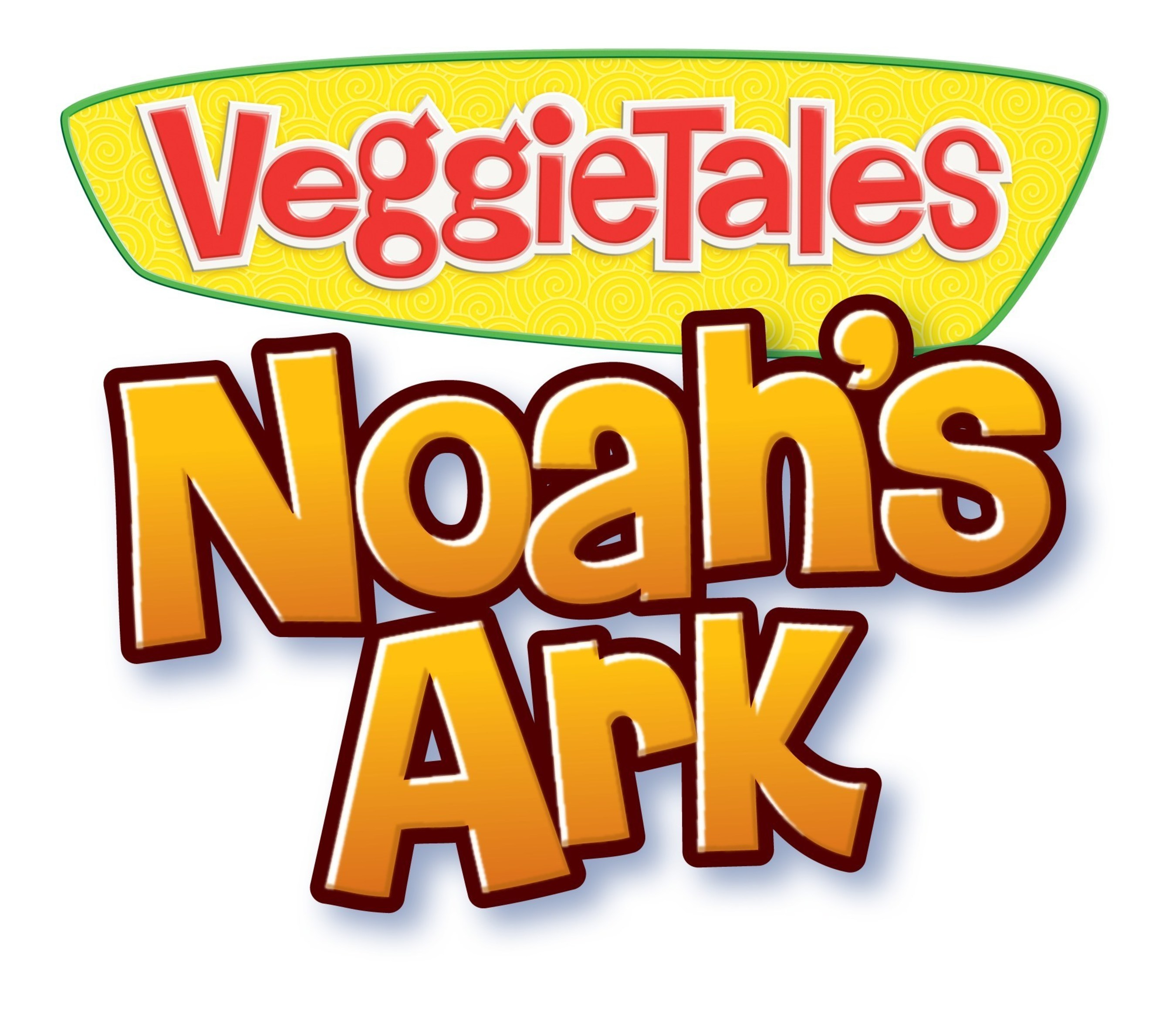 """VeggieTales: Noah's Ark,"" starring the voices of Wayne Brady and Jaci Velasquez, premieres March 3, 2015, on DVD and digital download. (c) 2015 Big Idea Entertainment. All Rights Reserved."