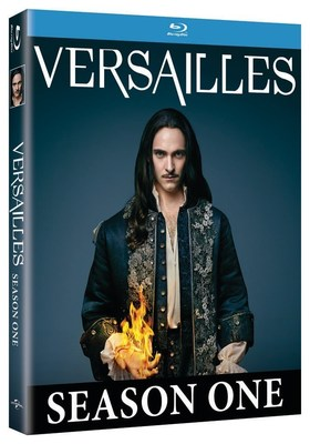 From Universal Pictures Home Entertainment: Versailles Season One
