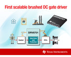 First scalable brushed DC gate driver