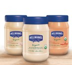 Hellmann's delivers even more choices with the introduction of a USDA certified organic mayonnaise.