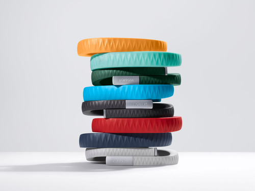 UP by Jawbone.  (PRNewsFoto/Jawbone)